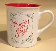 New listing Love Your Mug 16oz Comfort and Joy Coffee Tea Mug