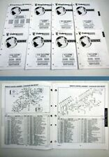 8x OMC 3.0 - 7.4 Cobra Stern Drives Engines Parts Catalog 1993