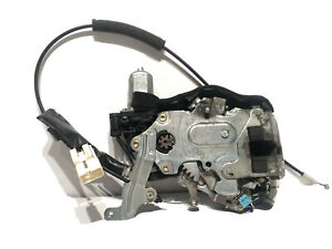 🔥04-10 Toyota Sienna Left Power Sliding Door Rear Latch Lock Actuator OEM RH
