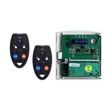 NESS RK4 WIRELESS KEYFOB & RADIO INTERFACE KIT(PART NO K-6009)