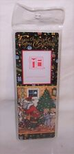 Mary Engelbreit Christmas PHOTO BOOKMARK Twas The Night Before Christmas