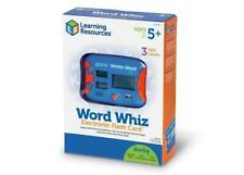 Learning Resources Word Whiz Electronic Flash Card (Ler6964)
