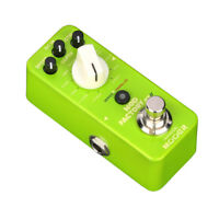 New Mooer Mod Factory MKII Modulatiuon Micro Guitar Effects Pedal! Mark 2