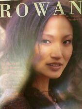 Rowan Knitting Magazine Number 34 - Over 30 designs in Very Good Condition