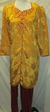 beautiful full  on the nake  embroidery  salwar kameez size  L42