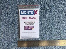 Montex Mini Mask 1:72 Wellington IC for Trumpeter item #72157