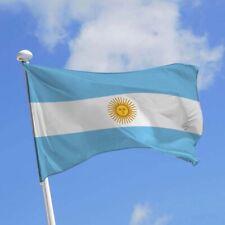 Drapeau Argentine  / 145 cm X 90 cm / Livraison gratuite