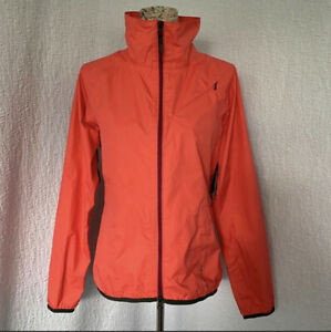 North Face Cycling Indylite Waterproof Windproof Jacket Women's Sz Medium EUC