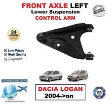 VORDERACHSE LINKS UNTEN Aufhängung Querlenker für Dacia Logan 2004- > nach