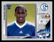 Panini Liga de Campeones 2012-2013 Jefferson Farfán FC Schalke 04 no. 116
