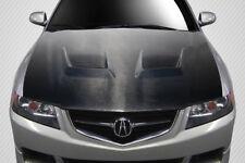 Acura TSX 04-05 Carbon Creations DriTech Carbon Fiber Jupiter Hood