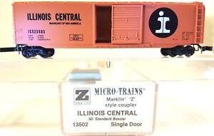Z MTL 13502 50ft Std Box Car Single Door IC LNIB