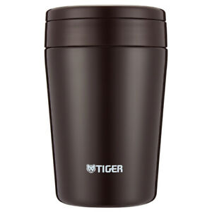 Tiger Stainless Steel Insulated Thermal Soup Cup Food Jar Lunch box MCL-A038 TV