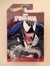 Hot Wheels 2014 Marvel Spiderman Ettorium Diecast 1:64 Scale