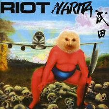 Riot, The Riot - Narita [New CD] Rmst