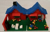 Lego Vintage Town House No. 376 1978, With Original Box And Instructions