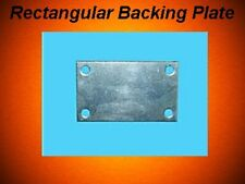 Stationary Pipe Boat Dock Hardware Bracket Plate 516