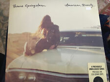 Bruce Springsteen -American Beauty Rsd. New & Sealed. Rare & Long Ago Sold Out