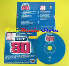 CD CARLO CONTI HIT 80 compilation 2002 ROSS BUGGLES PALMER*(C1*)no lp mc dvd vhs