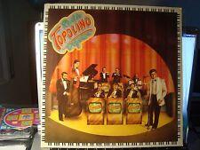 """RAR LP 33"""". RADIO TOPOLINO ORQUESTA. MISMO TITULO. CARPETA DOBLE"""