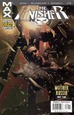 The Punisher #16 MAX, Garth Ennis Story, Near Mint 9.4, 1st Print, 2005