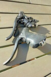 Campagnolo Manettes leviers 10V QS mirage xenon Shifters pour pièces uniquement