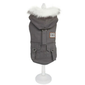 Dog Winter Coat for Small Medium Dogs Pet Puppy Warm Fleece Lined Jacket Apparel