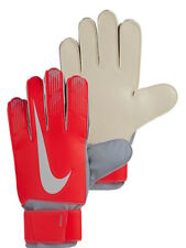 Nike Match Guanti Portiere Keeper Gloves Uomo Rosso