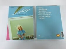 TAEYEON - WHY 2ND MINI ALBUM CD+PHOTOTOCARD+PHOTOBOOK SNSD k-pop