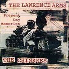 Present Day Memories [Split Album] by The Lawrence Arms (CD, May-2001, Asian Man