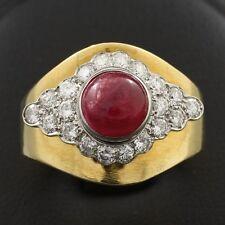 Exklusiver Rubin Brillant Ring ca. 2,40 ct.