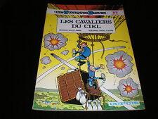 Cauvin & Lambil : Les tuniques bleues 8 : Les cavaliers du ciel
