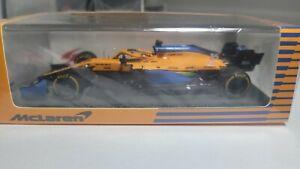 1:43 Spark Mclaren MCL35 2020 Italian GP 2nd Carlos Sainz