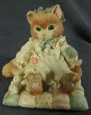 Calico Kittens You'll Always Be Close To My Heart #627909 Hillman 1992 Figurine