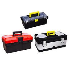 Heavy Duty Toolbox Werkzeug Brust Lagerung Fall Organizer mit Abnehmbaren