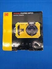 KODAK PIXPRO WPZ2 Rugged  💦 Waterproof Digital Camera 📷 16MP 4X Optical Zoom
