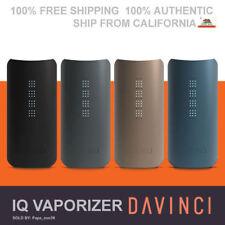 Vaporizador Portátil DaVinci IQ Color Bronce Vaporizer Digital