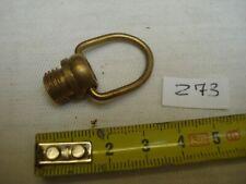 réf B 1 anneau rond de suspension raccord femelle pas de 13 mm pour lustre