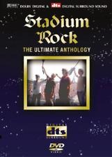 Stadium Rock-Ultimate Anthology -Dvd-  (UK IMPORT)  DVD NEW