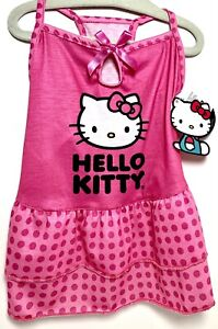 L@@K••• Hello Kitty Dress ••• Dog or Cat Outfit *NWT* Size Medium SHIPS FREE!