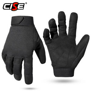 Tactical Full Finger Gloves Army Military Combat Shooting Hunting Airsoft Gear