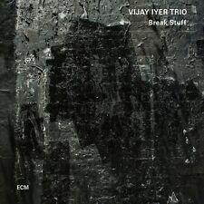 VIJAY IYER TRIO - BREAK STUFF  CD NEU