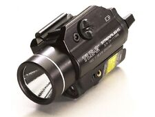 Streamlight TLR-2 Weapon Light White LED with Red Laser and Batteries 69120
