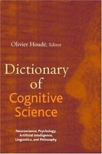 Dictionary of Cognitive Science: Neuroscience, Psychology, Artificial-ExLibrary