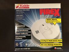 Kidde Firex Smoke and Carbon Monoxide Voice Alarm KN-COSM-IBA New
