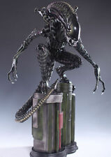 AVP Alien Vs Predator :Alien Warrior crouching 1/4 figure Resin statue Spot-NEW