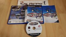 PLAY STATION 2 PS2 MAT HOFFMAN'S PRO BMX 2 COMPLETO PAL ESPAÑA