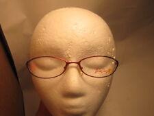 Vera Cruz CANDY APPLE RED  50-17-140 Women Eyeglasses Frames