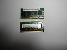 Hynix 512 Mb DDR2 PC2-5300 667Mhz  Memoria Ram portatil laptop Original