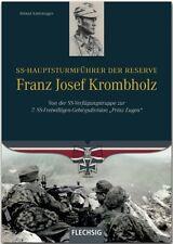 Hauptsturmführer der Reserve Franz Josef Krombholz - Gebirgsdivision/Wiking NEU